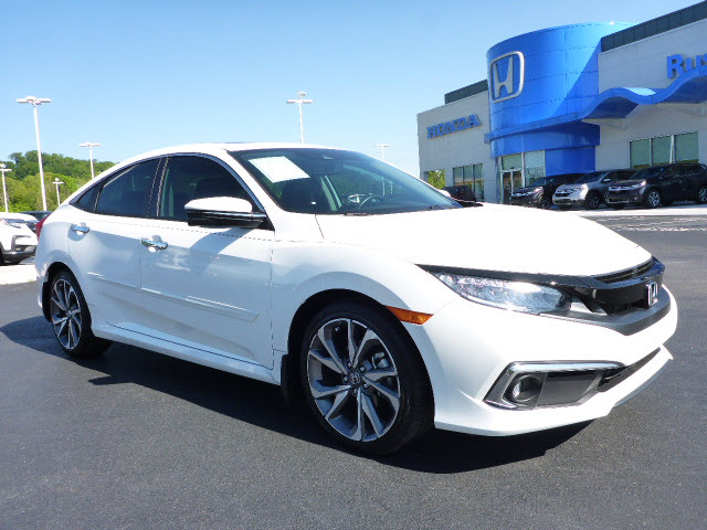 Certified Pre-Owned 2019 Honda Civic Touring