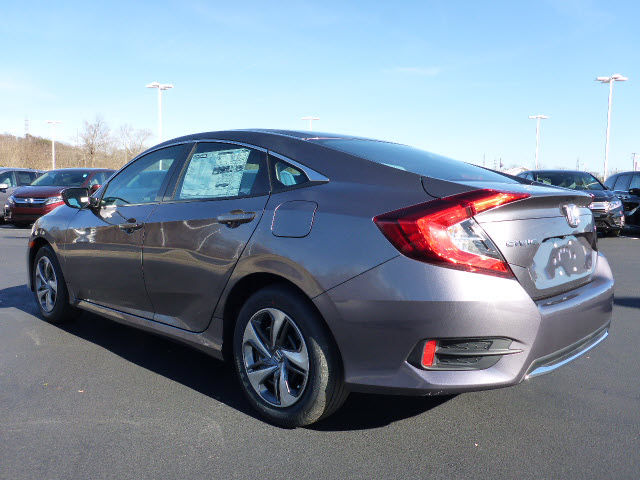 New 2020 Honda Civic LX
