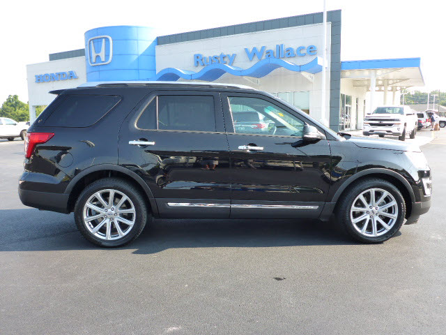 Pre-Owned 2016 Ford Explorer Limited