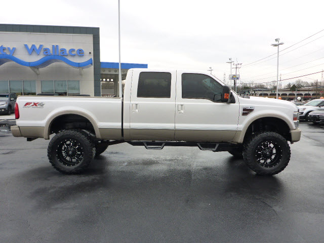 Pre-Owned 2010 Ford F-250 Super Duty King Ranch