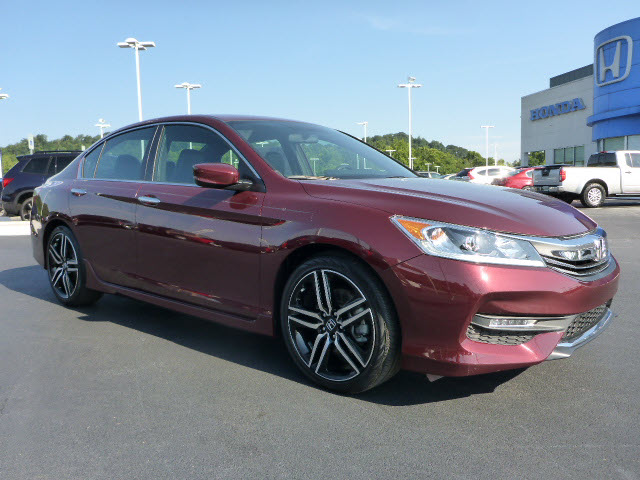 Honda Accord Sport Special Edition >> Certified Pre Owned 2017 Honda Accord Sport Special Edition Sport