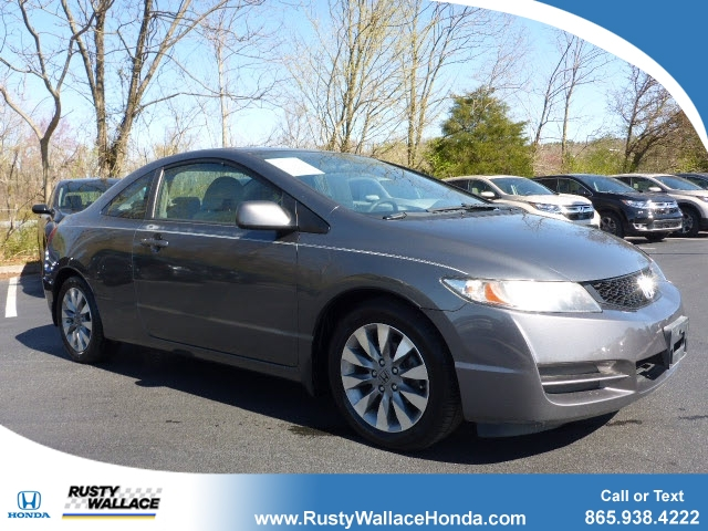 Pre Owned 2009 Honda Civic Cpe Ex