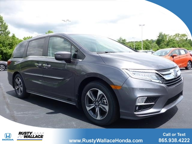 New 2018 Honda Odyssey Touring Touring 4dr Mini Van In Knoxville