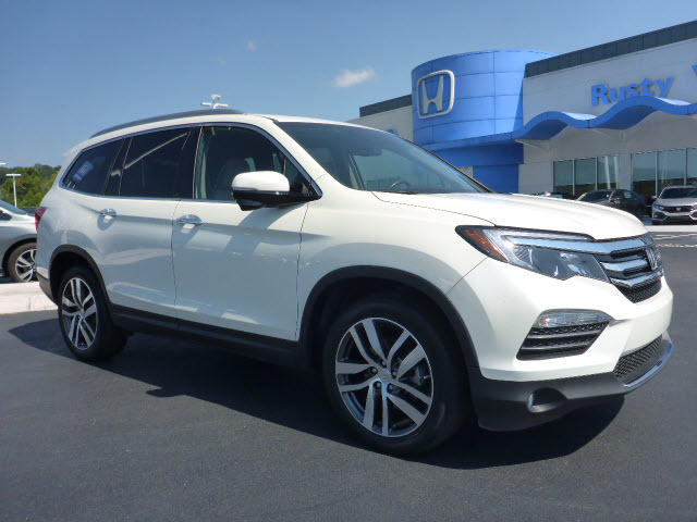Certified Pre-Owned 2016 Honda Pilot Touring