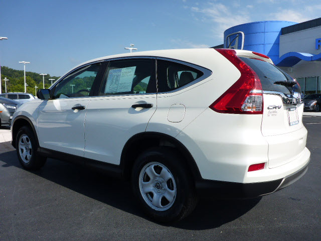 Certified Pre-Owned 2016 Honda CR-V LX