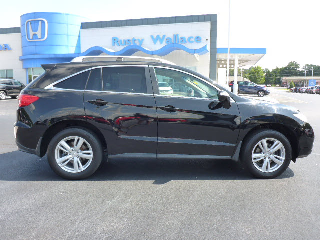 Pre-Owned 2013 Acura RDX Base