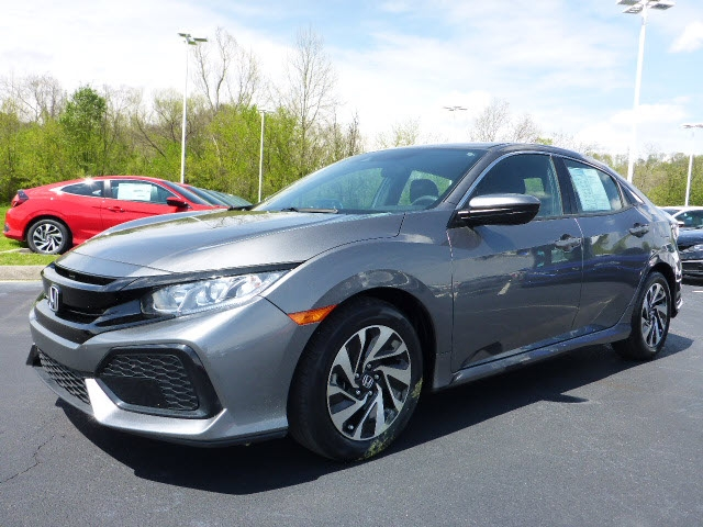 Certified Pre-Owned 2017 Honda Civic LX w/Honda Sensing
