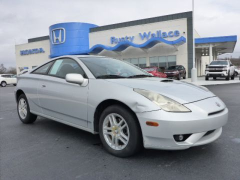 Pre-Owned 2003 Toyota Celica GT